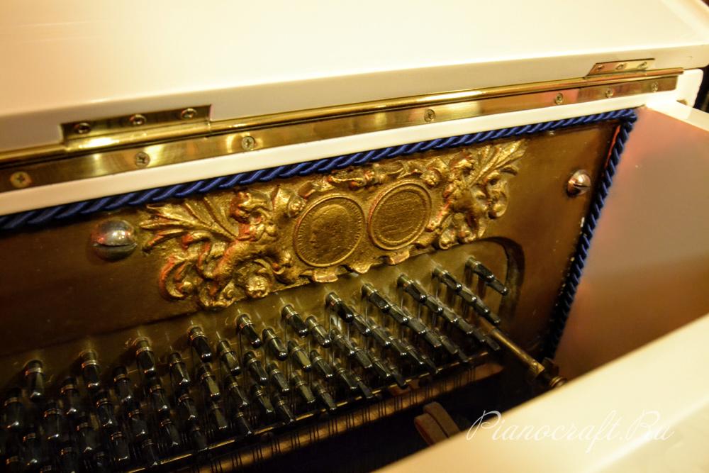 Реставрация пианино Bernhardt & Kankewitsch